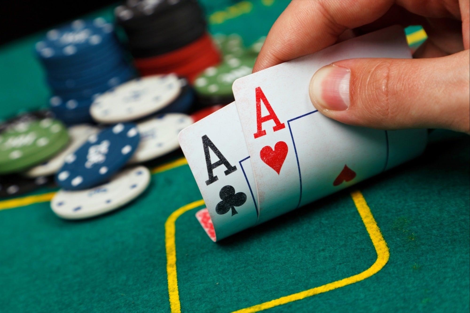4 Rules of Online Poker