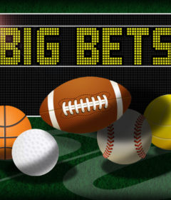 place sports bets